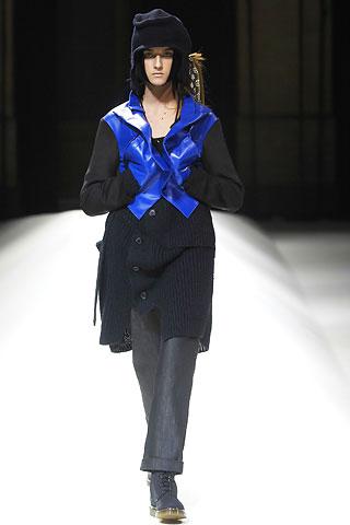 Yohji Yamamoto SS 2007