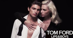 Tom Ford campaign Lips & Boys
