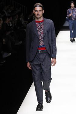 Emporio Armani SS18_Milano Moda Uomo