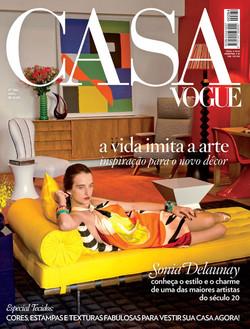 Vogue Casa Brasil (cover)