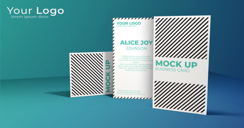 Verticle Business Cards