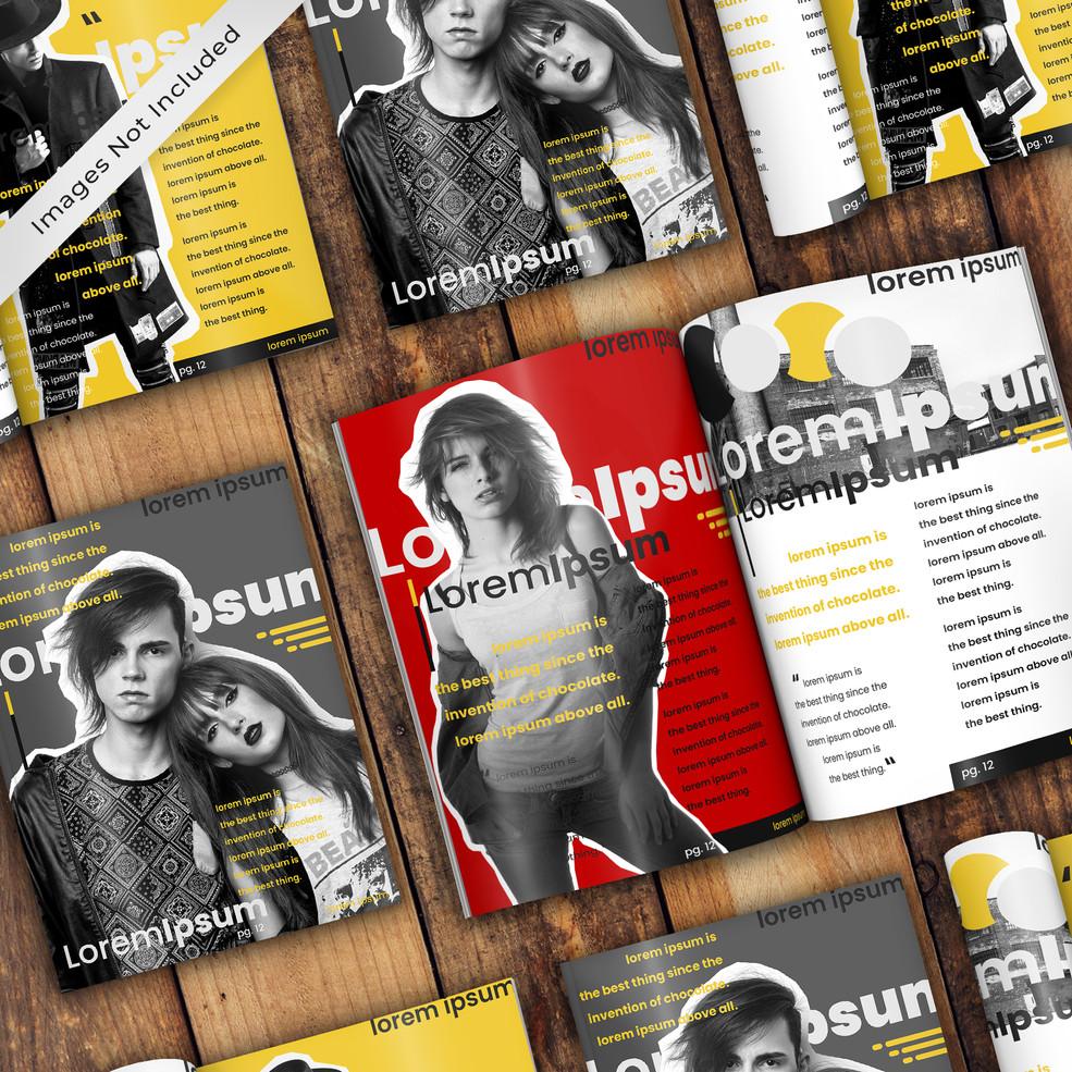 Magazine Array on Wooden Table FP.jpg