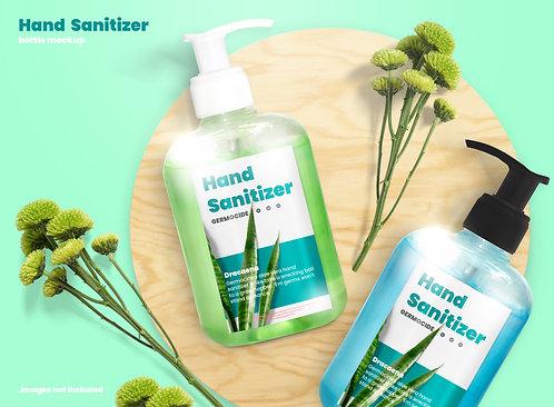 Complete Hand Sanitizer Branding Set