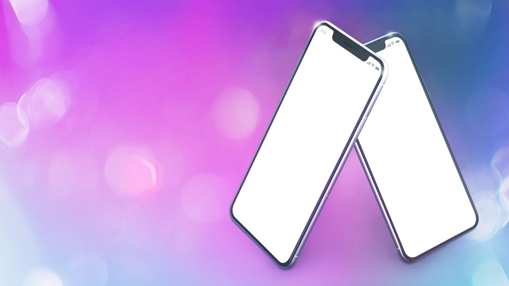 Pink-iPhone-11-Mockup-White