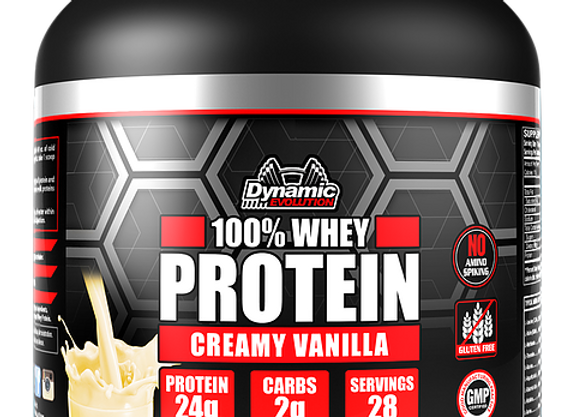 100%Whey Protein (2lb)