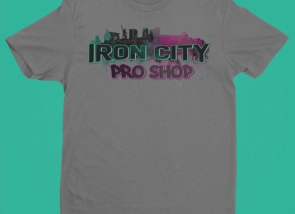 Iron City Pro Shop (Charcoal)
