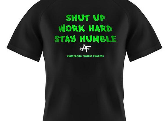 Work Hard AF Tee!