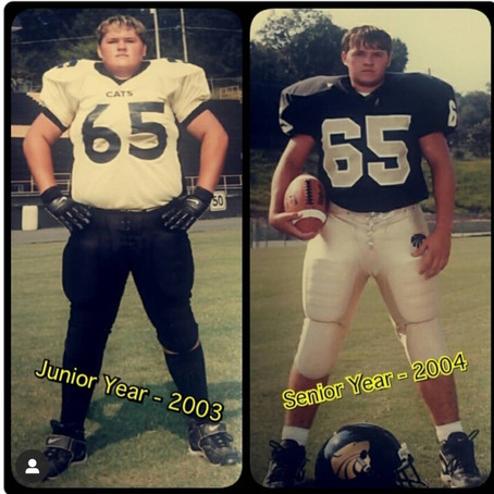 """FROM FAT KID TO """"FAT"""" TRAINER Part 1"""