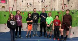 Rock climbing - Youth Group