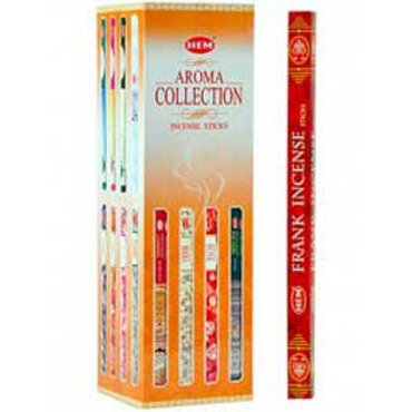 Aroma Collection HEM stick box of 25