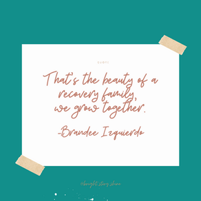 A Note on Family from Brandee Izquierdo, Executive Director of SAFE Project