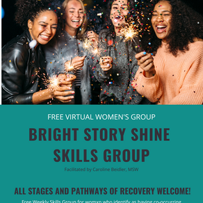 Bright Skills Group for Women Coming Soon!