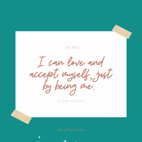 How I Learned Self-love is Really all about Acceptance