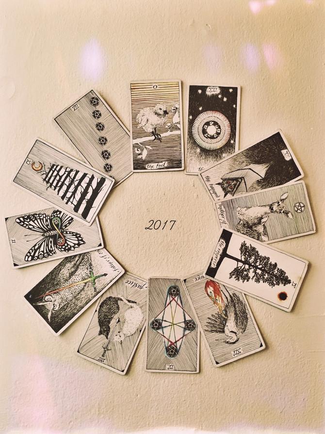 New Year Spread