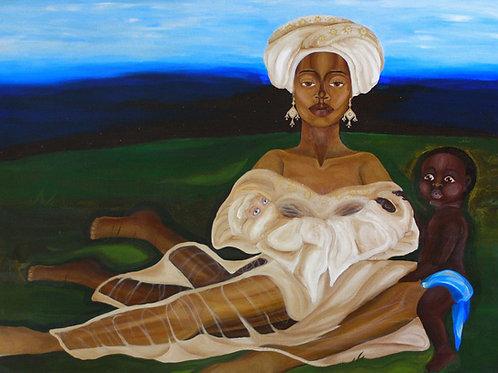 Black Women: Mother of All | Femme Noire: Mère de Tous