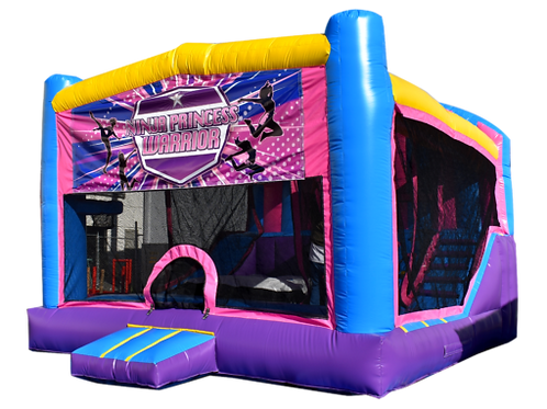 7-in-1 Deluxe Bounce House