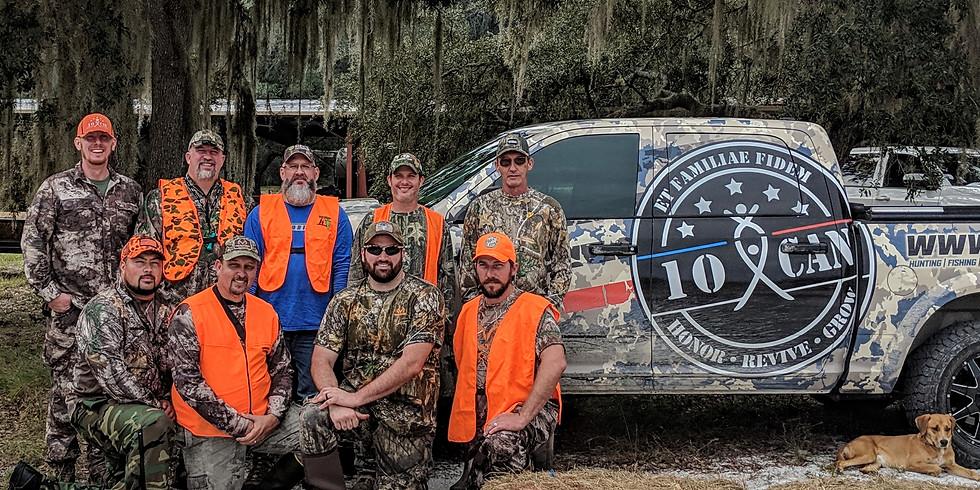 Mar 13-15 Youth Hunt- Turkey - Polk County/Hampton-10CAN,INC.
