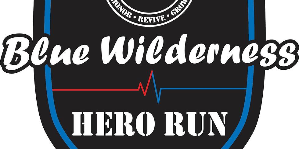 Blue Wilderness Hero Run