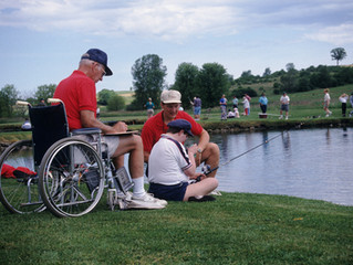 10 CAN Anglers With Disabilities
