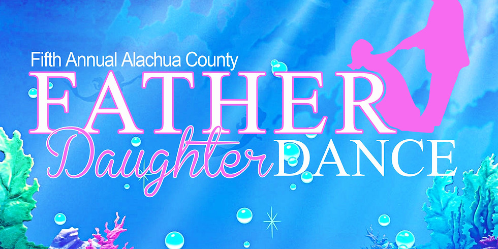 Alachua County Father-Daughter Dance