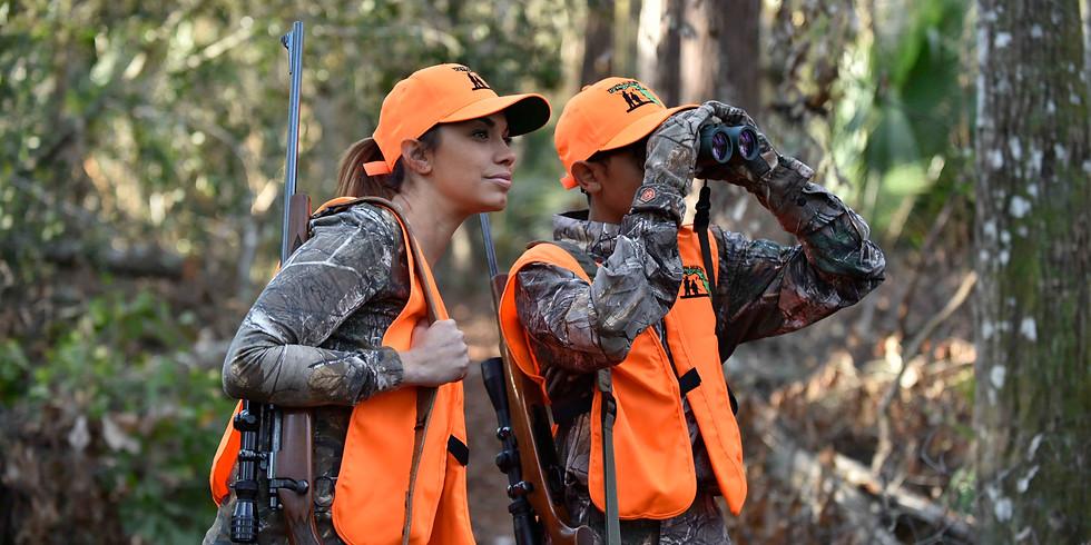 Jan 4-6 Deer & Hog Youth Hunt