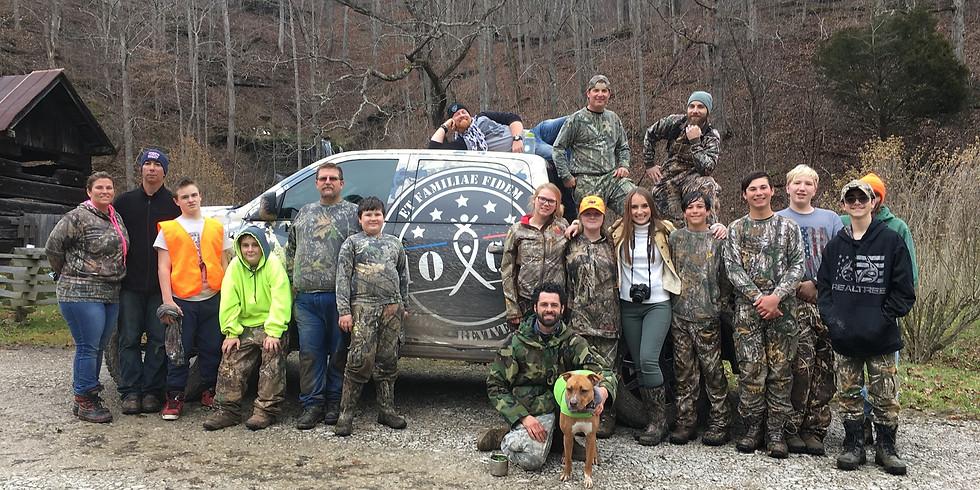 Kentucky Hunting Adventure @ Camp Hero