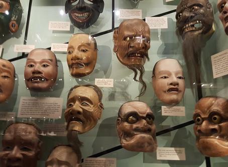 vibrant masks