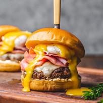delicious burger crete peppers