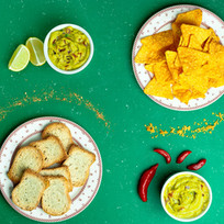 nachos in malia peppers