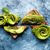 avocado toast best in malia