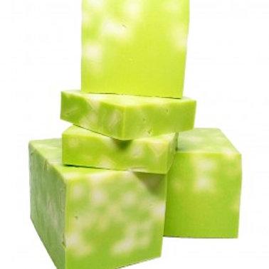 Jabón glicerina orgánica - Aloe vera