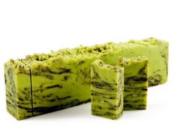 Jabón - Árbol del té y té verde
