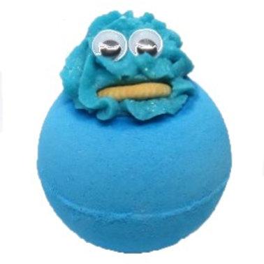 Bomba - Monstruo azul