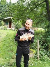 Kleiner Karpfen Vogelsbergfishing