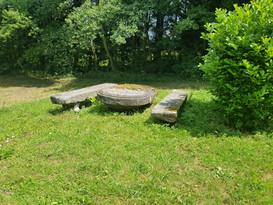 Piknik Angelteich Hessen Blockhütte