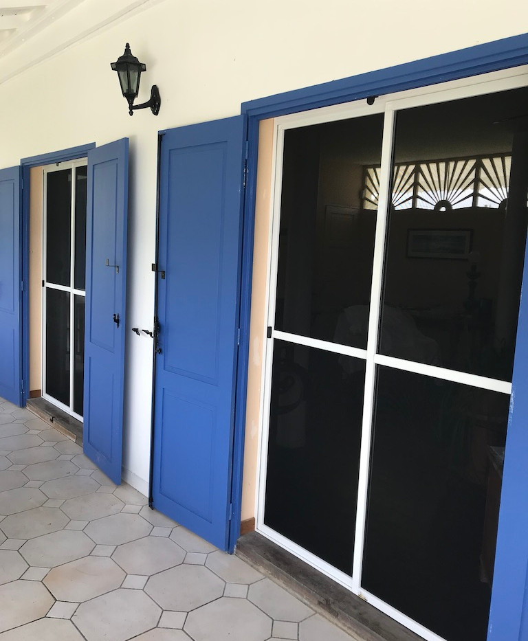 moustiquaire fenetre baie vitrée