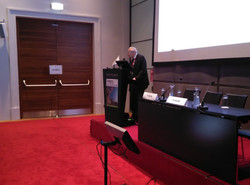 Dr Mervyn Deitel in MGB Course, Vien