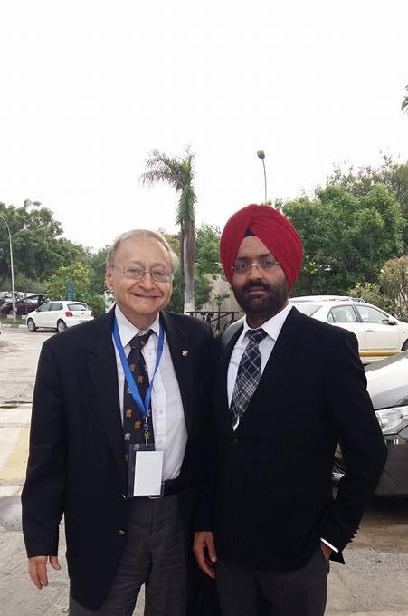 Dr Deitel & Kular (MGB Meet Delhi)