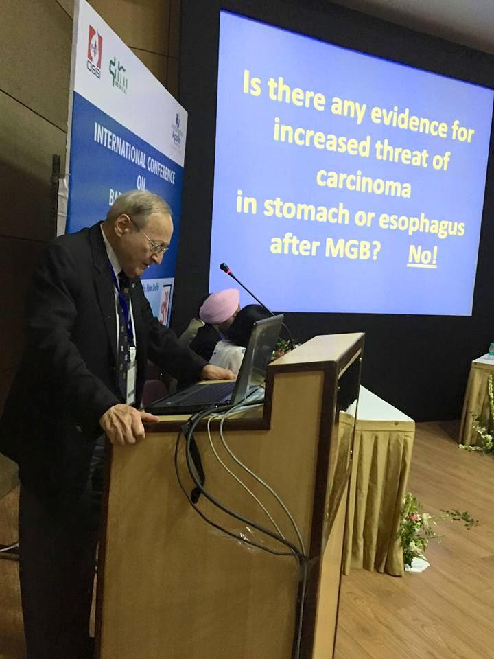 Dr Deitel in MGB Conclave, India
