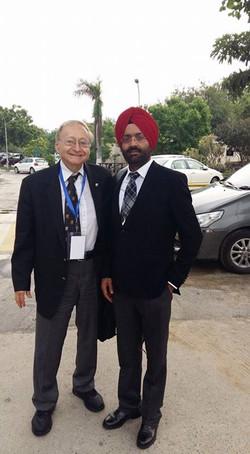 Dr Mervyn Deitel & Dr K S Kular