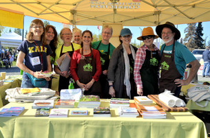 The Kenai Local Food Connection Crew