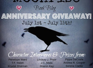 Moonrise Blog Anniversary and Giveaway!