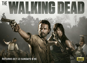 """Never again. Never trust. We first, always."" Season 4 Finale: The Walking Dead."