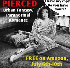 PIERCED is FREE again! WOOT!