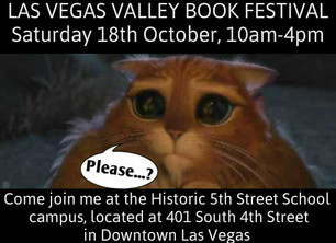 LAS VEGAS VALLEY BOOK FESTIVAL