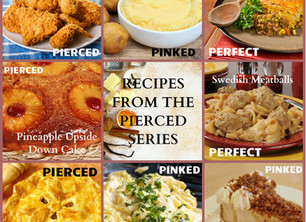 Pierced Series food...