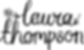72 dpi_LAURA THOMPSON BRANDING SIGNATURE