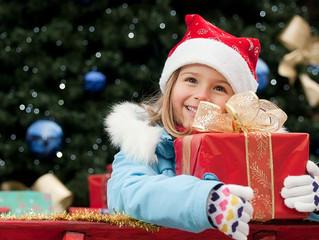 Рождественский сезон на британском телевидении!