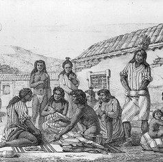 Choris, Louis, Artist. Jeu des habitans de Californie. California San Francisco, 1822. Photograph. https-::www.loc.gov:item:2002716782:.