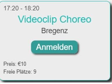 Videoclip Choreo 23.03.
